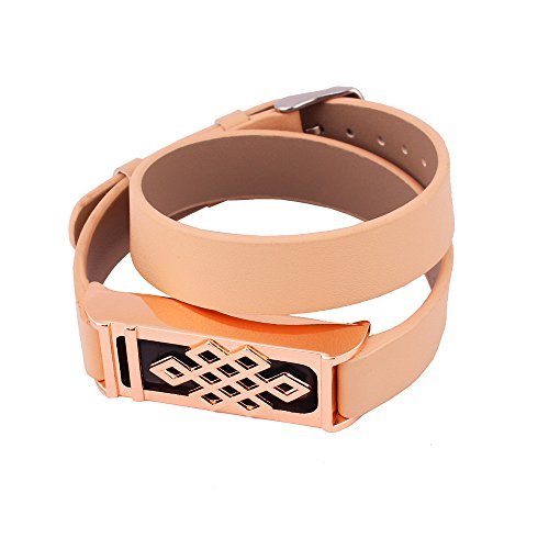 I SMILE Leather Replacement Bracelet Chinese product image