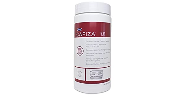 Amazon.com: Urnex Cafiza Espresso Machine Cleaning Tablets, 200 Tablets by Urnex: Health & Personal Care