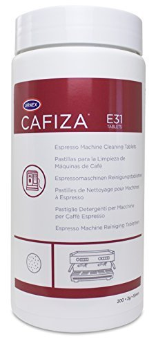 Urnex Cafiza Espresso Machine Cleaning Tablets, 200 Tablets by Urnex