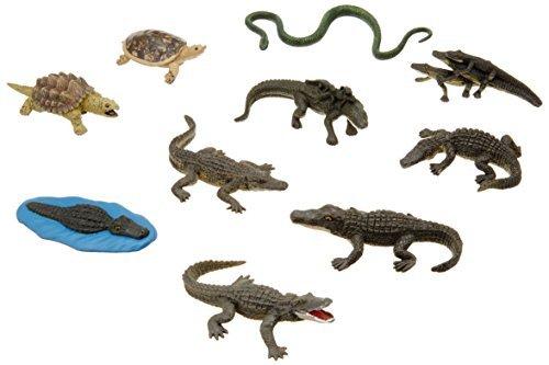 Safari Ltd Alligators Alive (Snapping Turtle Shell)