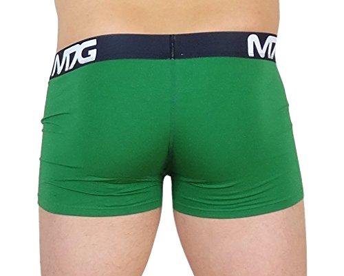 Mark7Gear - KELSON, Underwear/Loungewear Herren Pant in Pure Green, mit JOCK-UP TECHNOLOGIE