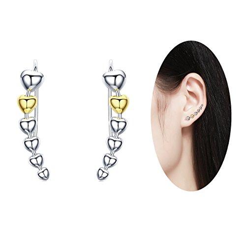 Yellow Daisy Earrings - 4