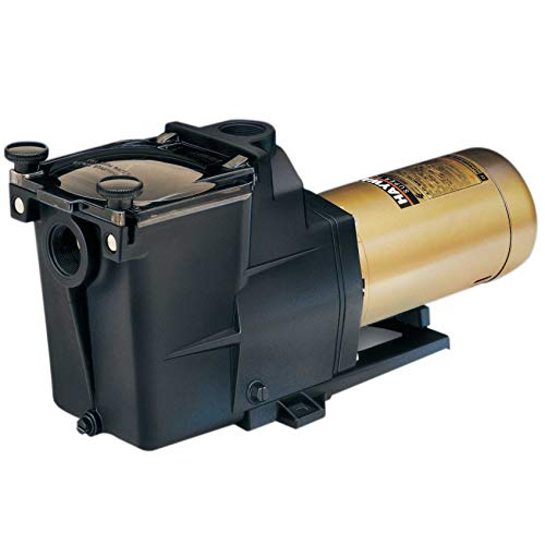 Hayward SP2615X202S Super Pump 2 HP Pool Pump, Dual-Speed, Energy ()