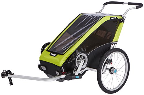 Chariot Cheetah 1 Bike Trailer - 3