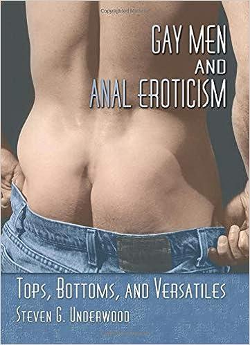 The bottom line on anal sex taboos