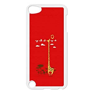 Wholesale Cheap Phone Case FOR Ipod Touch 5 -Giraffe Animal-LingYan Store Case 20