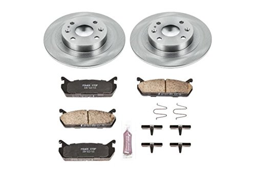 Autospecialty KOE770 1-Click OE Replacement Brake Kit by POWERSTOP