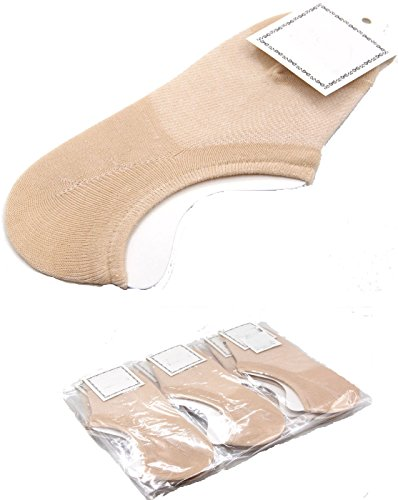 BLESSING YOU One Dozen 12 Pairs Pack Low Cut Casual Socks (One Size, SO_3943BG)