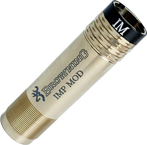 Browning Diamond Grade Invector-Plus Choke Tube, Improved Modified, 12-Gauge, Extended