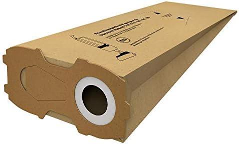 Kenekos 30 Bolsas de aspiradora para Vorwerk Kobold VK 118, 119, 120, 121 y 122, Bolsa de Papel Especial de Varias Capas: Amazon.es: Hogar