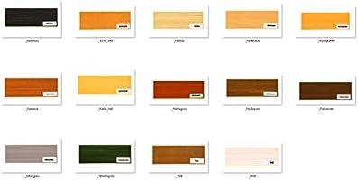 Barniz para madera impermeabilizante 52 S (colores: incoloro ...