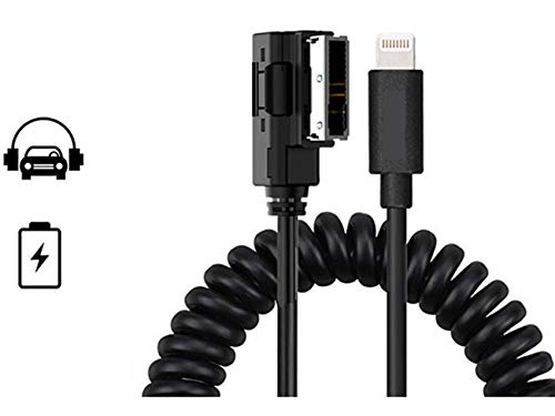 AMI MMI MDI Aux Power Cable&3.5 mm Jack Compatible for sale  Delivered anywhere in Canada