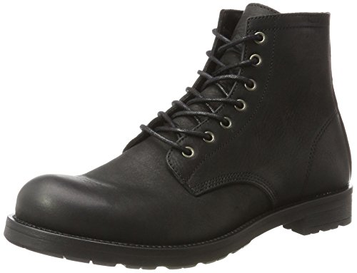 Shoe the Bear Nubuck Mason Ankle Boots Boots Boots in Black Leather B072HG51M1 Shoes bf9161