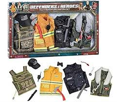 Defenders & Heroes Multi-Adventure Uniform Set -