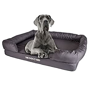 Amazon.com : The Dog's Bed, Orthopedic Premium Memory Foam