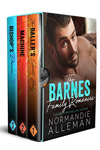 Bargain eBook - The Barnes Family Romance