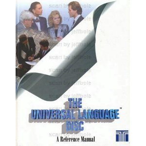 The Universal language, DISC: A reference manual