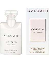 Bvlgari Omnia Crystalline Body Lotion 40ml 1.35oz Travel Size