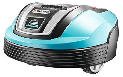 Gardena 04071-26 R40LI Robot Tondeuse Plastique Blue 78 x 52, x 37 cm