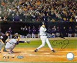 Signed Ripken Jr. Photograph - 8x10 Last At Bat) - Autographed MLB Photos