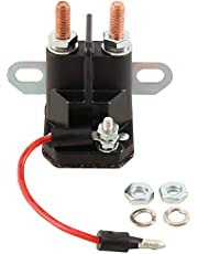 DB Electrical 240-22154 Polaris Atv Solenoid Compatible with/Replacement for Relay 250 300 400 500 600 700 Almost All Models 463740 3083211 3085521 3087196 4010930 4011335