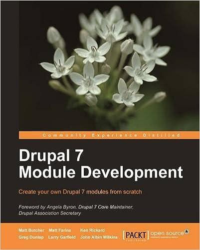 Drupal 7 ebook download.