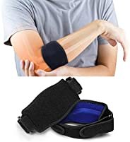 Tennis Elbow Brace with Compression Pad for Women, Men and Kids, – Elbow Brace 2 Pack for Tennis & Golfer&