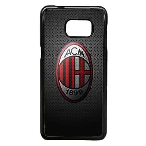 Samsung Galaxy Note 5 Edge Custom Cell Phone Case AC Milan FC Logo Case Cover 7WFF37797