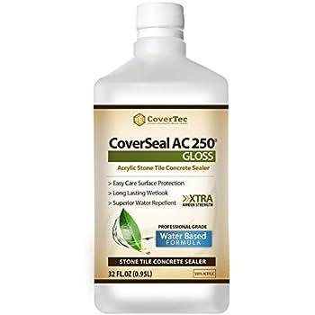 Amazon Com Glazeguard Gloss Floor Wall Sealer For