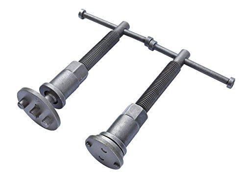 DASBET 22pcs Universal Disc Brake Caliper Piston Compressor Wind Back Repair Tool Kit for Cars by DASBET (Image #5)