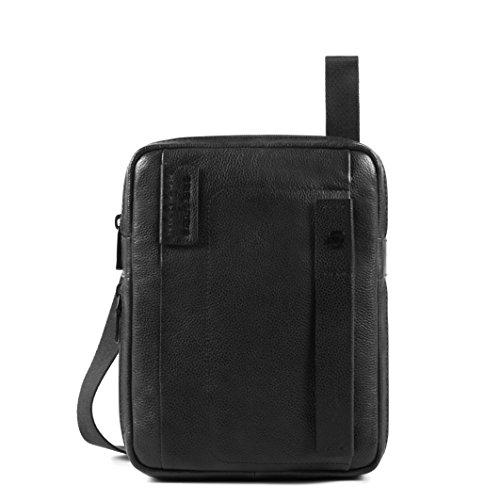 Cross Body Bag Piquadro black Plus Pulse Piquadro Plus Pulse Cross 0BgvAwxYq