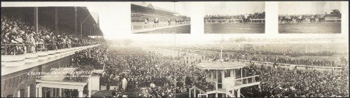 Photo 1921 Derby, Churchill Downs, Louisville, Ky. (Ky Derby Poster)