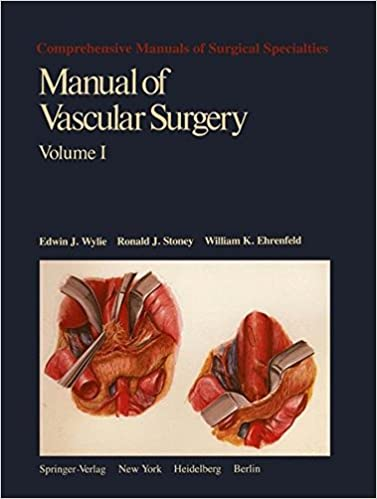 Manual of Vascular Surgery (Comprehensive Manuals of Surgical Specialties)