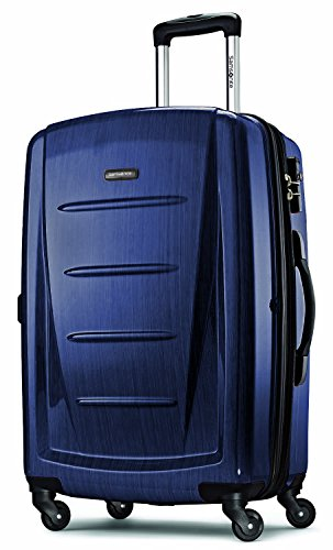 Samsonite Luggage Winfield 2 Fashion HS Spinner 28 (Navy)