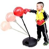 子供用 起き上がる パンチング サンドバッグ ボクシング グローブ付き