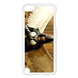 angel v 1 iPod Touch 5 Case White PSOC6002625603073