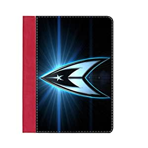 Leather Cover Defender Back Phone Covers For Children Print With Star Trek Logo For Apple Ipad 2/3/4 Choose Design 5