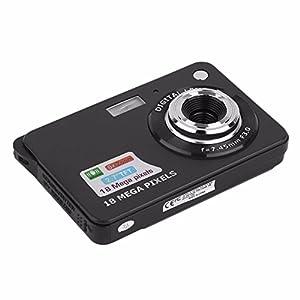 PeGear 18MP 2.7inch Mini Digital Camera with 8x Digital Zoom