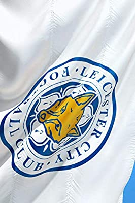 Leicester City Football Club: notebook, journal