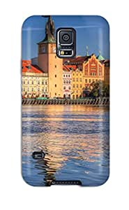 New Style Unique Design Galaxy S5 Durable Tpu Case Cover Madrid City