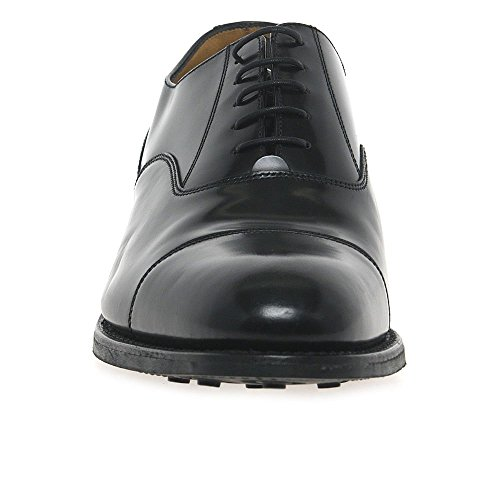 Loake 806 Mens Formelle Lacets Chaussures 8 UK/42 EU Noir Brilliant