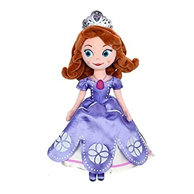 Disney Sofia the First Exclusive 13 Inch Plush Sofia: Toys & Games