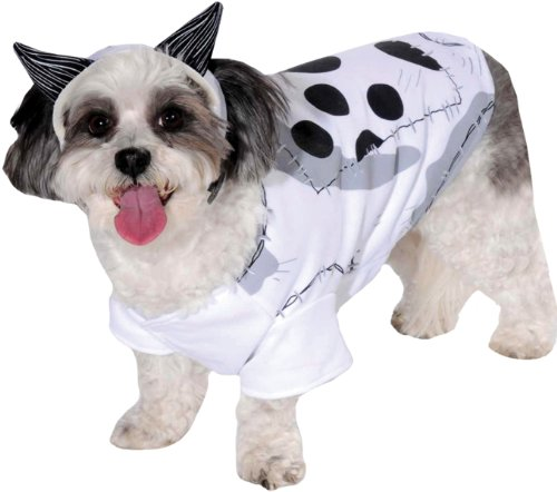 Frankenweenie Pet Costume (Pet Costume: Frankenweenie Sparky- Small - Product Description - Now Your Dog Can Look Like The Dog Sparky In The Hit Movie Frankenweenie! Fits Small Pets 11