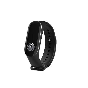 Amazon.com: JIHUIA - Reloj inteligente con pantalla de ...