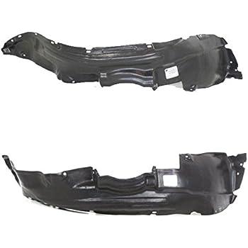 Fits 12 13 14 Rio Front Splash Shield Inner Fender Liner Panel Left Driver Side