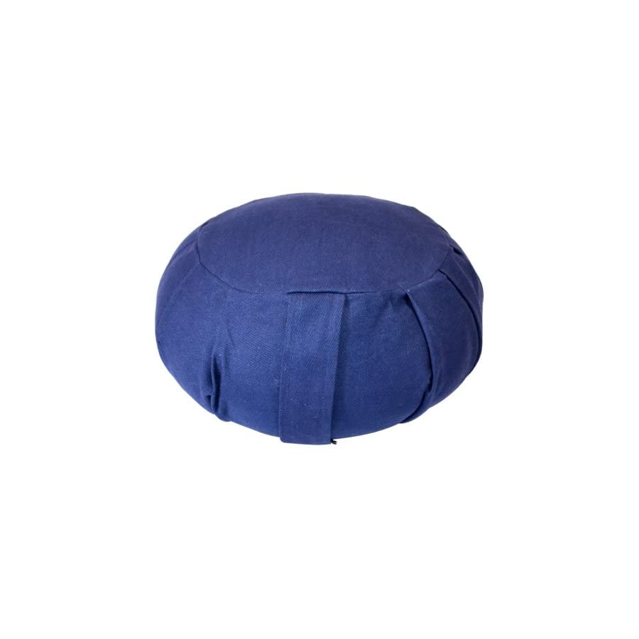 Yoga Direct Round Cotton Zafu with Cotton Batting