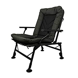 Prologic Cruzade Padded Comfort Carp Fishing Chair With Arms Fishing
