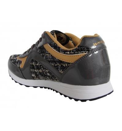 Chaussures de sport pour Femme et Fille BASS3D 41065 GRIS