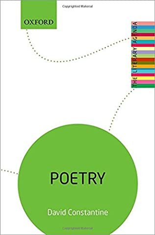book cover of Poetry