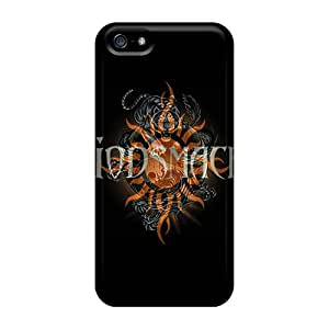 Best Hard Phone Cases For Apple Iphone 5/5s With Unique Design Fashion Godsmack Series JasonPelletier